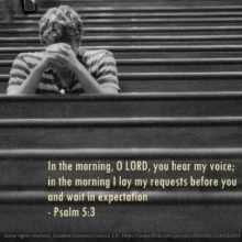 Early Morning Prayer - event