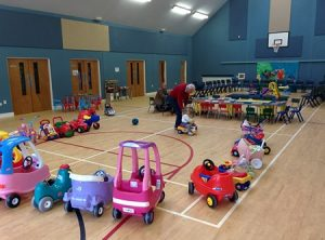 Parents and Toddlers Carryduff Baptist