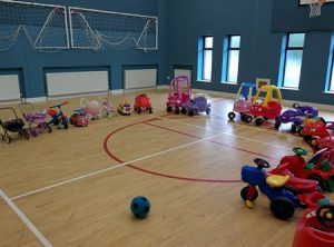 Parents and Toddlers in Carryduff Baptist