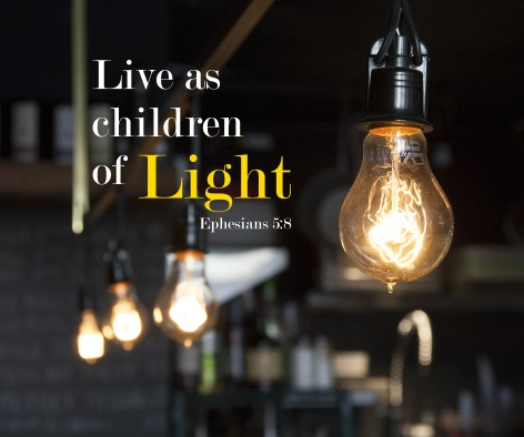 Series Image - Live as children of light